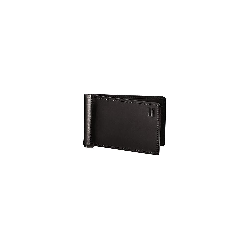 Hartmann Luggage Belting Collection Wallet with Flip Clip Heritage Black Hartmann Luggage Men s Wallets