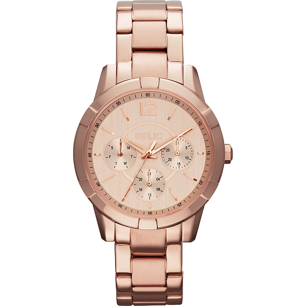 Relic Payton LDS Multifunction Rose Gold Relic Watches