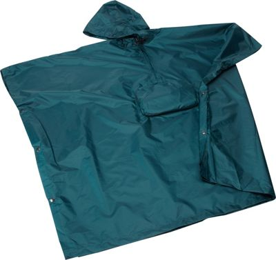 Lite Gear Kompressor Poncho Mallard Green Blue - Lite Gear Outdoor Accessories