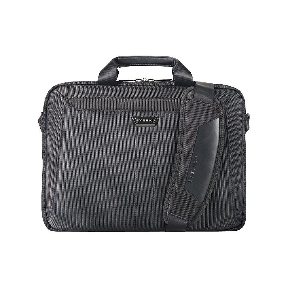 "Everki Lunar 15.6"" Laptop Bag Black - Everki Non-Wheeled Computer Cases"