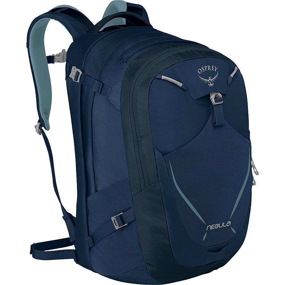 Osprey Nebula Laptop Backpack Navy Blue - Osprey Business & Laptop Backpacks - Backpacks, Business & Laptop Backpacks