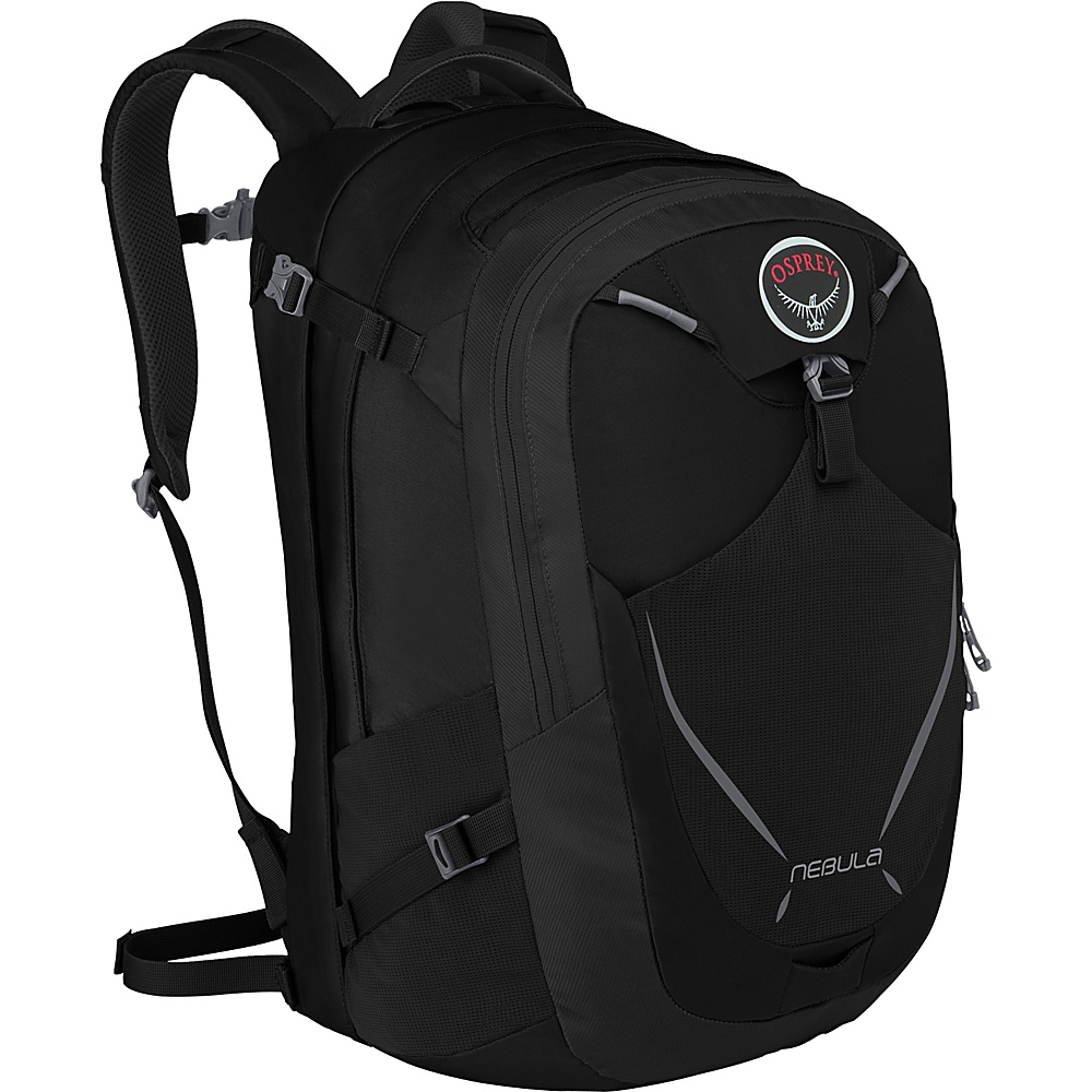 Osprey Nebula Laptop Backpack Black - Osprey Business & Laptop Backpacks - Backpacks, Business & Laptop Backpacks