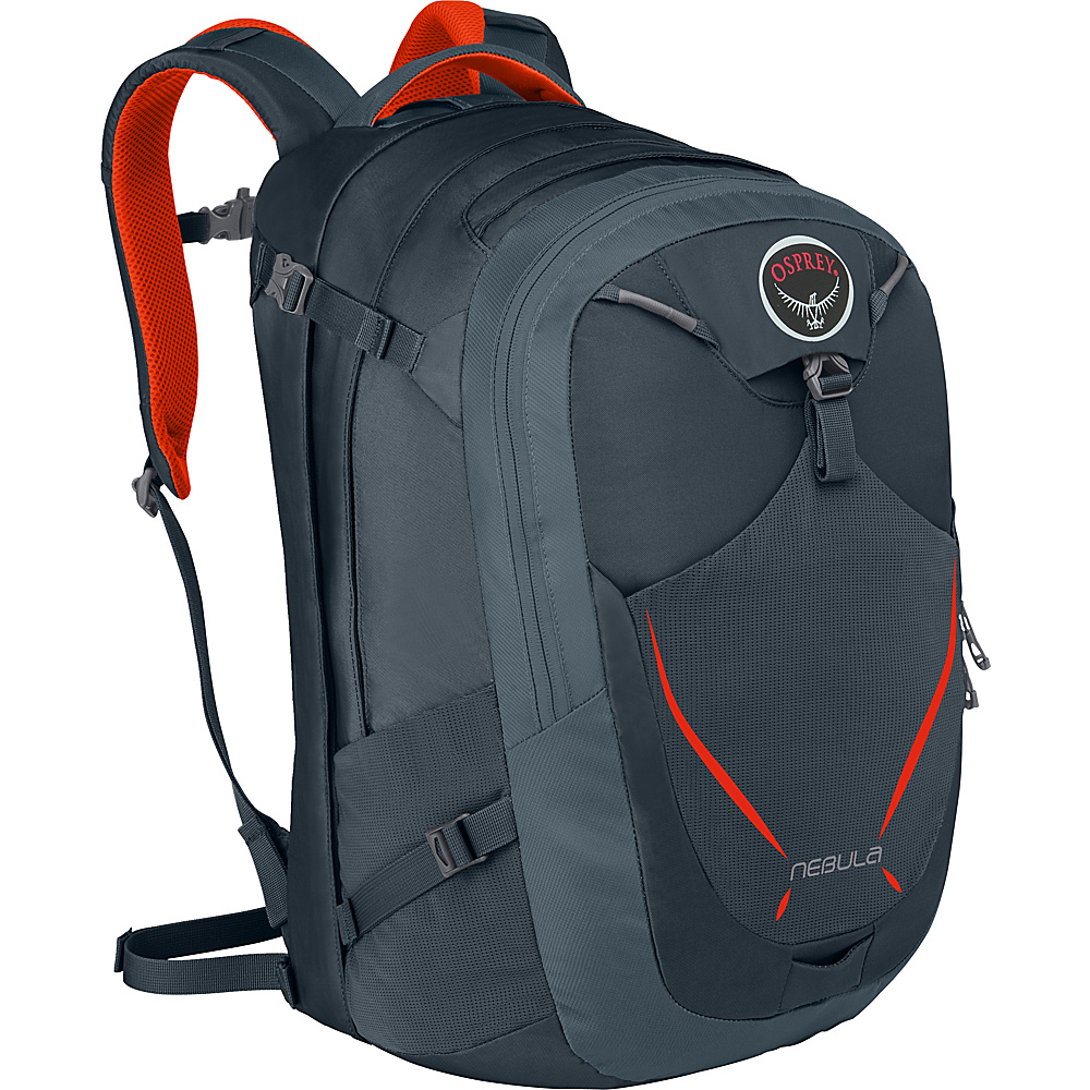 Osprey Nebula Laptop Backpack Armor Grey - Osprey Business & Laptop Backpacks - Backpacks, Business & Laptop Backpacks