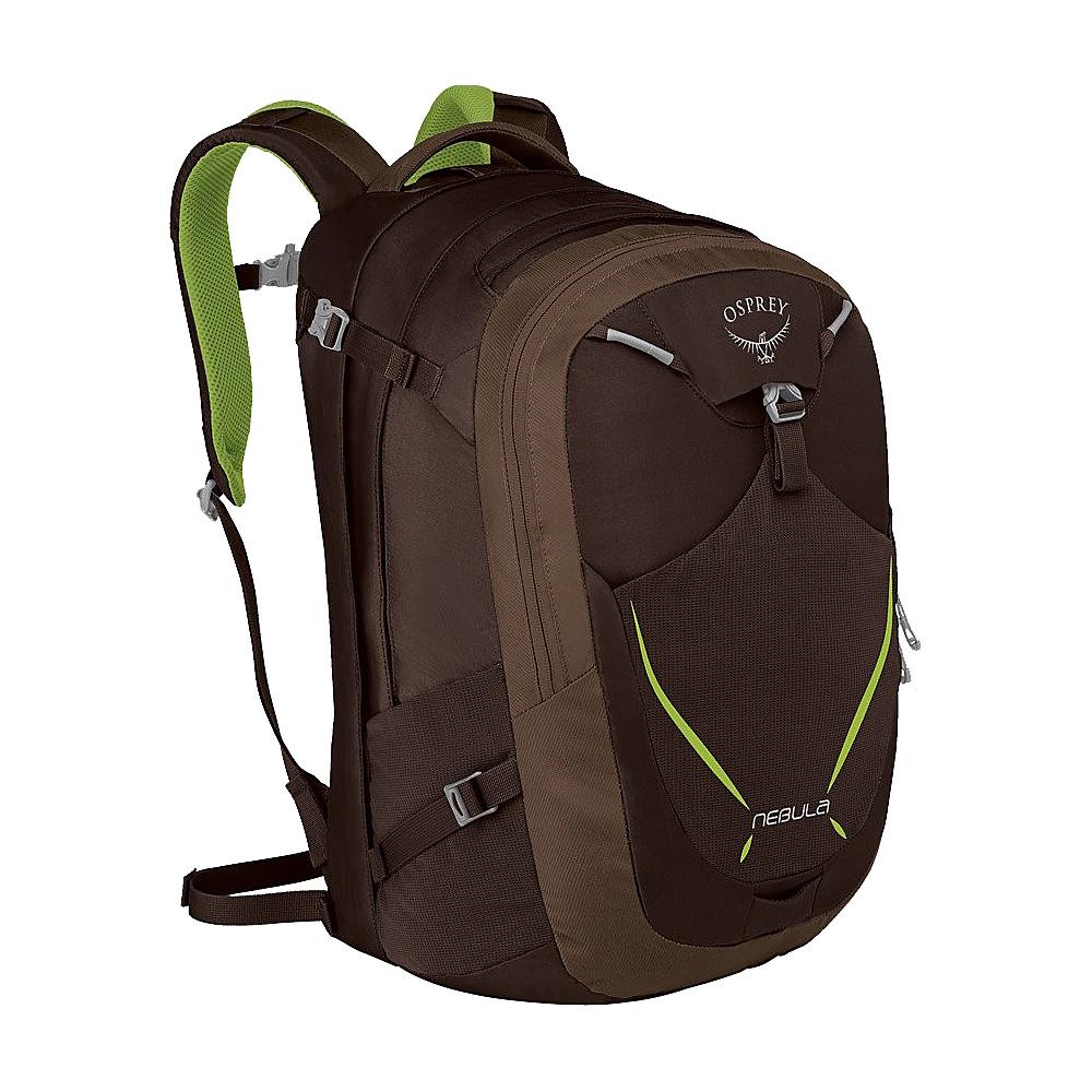 Osprey Nebula Laptop Backpack Komodo Green - Osprey Business & Laptop Backpacks - Backpacks, Business & Laptop Backpacks