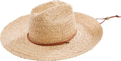 San Diego Hat Raffia China Cord Hat One Size - Natural - San Diego Hat Hats/Gloves/Scarves