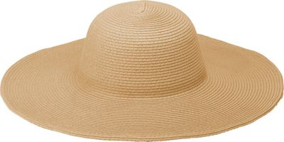 Gold Coast Ashley Hat One Size - Tan - Gold Coast Hats/Gloves/Scarves
