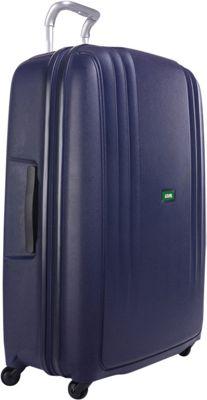 Lojel Streamline Medium Luggage Blue - Lojel Hardside Checked