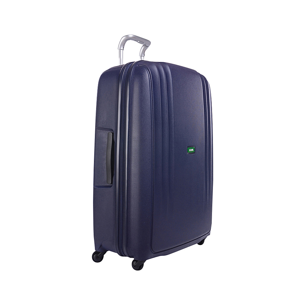 Lojel Streamline Medium Luggage Blue Lojel Hardside Checked