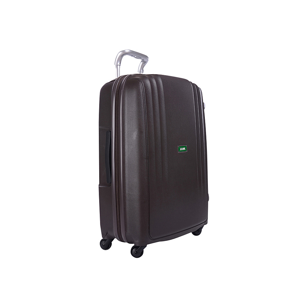 Lojel Streamline Medium Luggage Coffee Lojel Hardside Checked