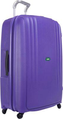 Lojel Streamline Medium Luggage Purple - Lojel Hardside Checked