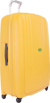 Lojel Streamline Medium Luggage Yellow - Lojel Hardside Checked