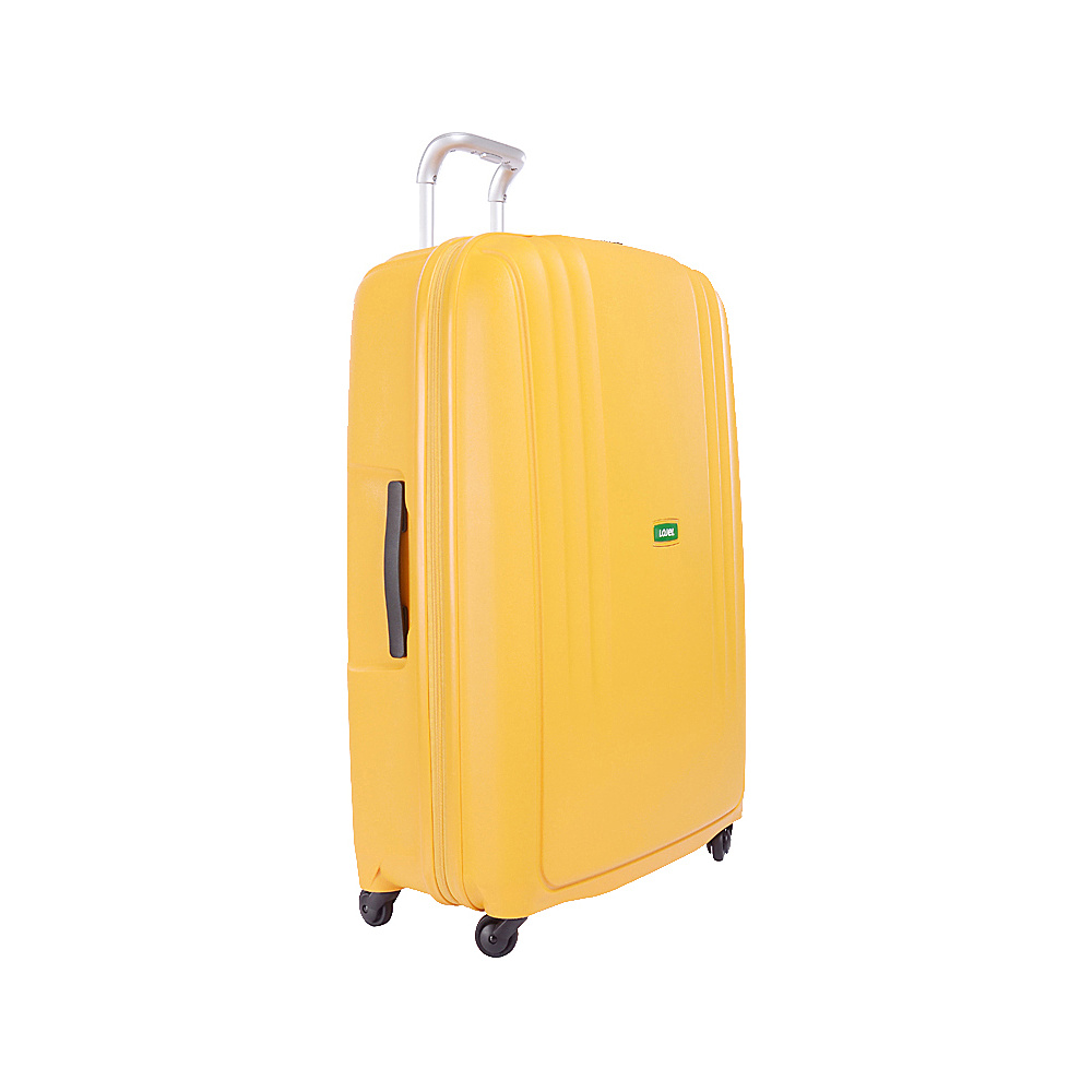 Lojel Streamline Medium Luggage Yellow Lojel Hardside Checked