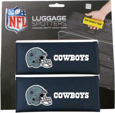 Luggage Spotters NFL Dallas Cowboys Luggage Spotter Blue - Luggage Spotters Luggage Accessories