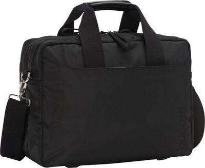 Bugatti Jason Laptop Briefcase Black - Bugatti Non-Wheeled Business Cases