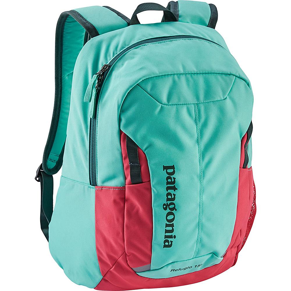 Patagonia Kids Refugio 15L Daypack Galah Green - Patagonia Everyday Backpacks - Backpacks, Everyday Backpacks