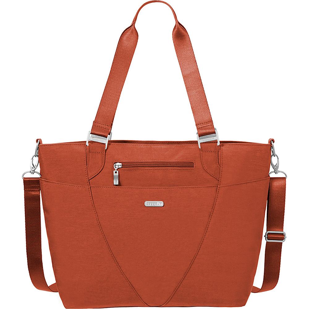 baggallini Avenue Tote Adobe - baggallini Fabric Handbags - Handbags, Fabric Handbags