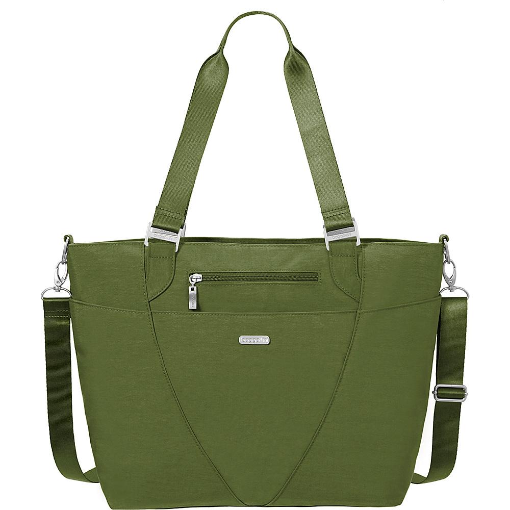 baggallini Avenue Tote Moss - baggallini Fabric Handbags - Handbags, Fabric Handbags
