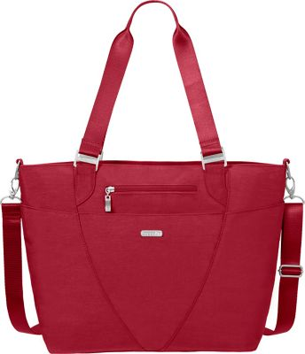 baggallini Avenue Tote Apple - baggallini Fabric Handbags