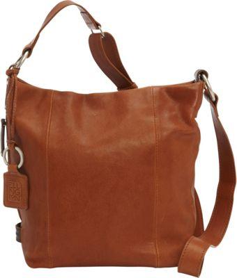 Ellington Handbags Sadie Crossbody Cognac - Ellington Handbags Leather Handbags
