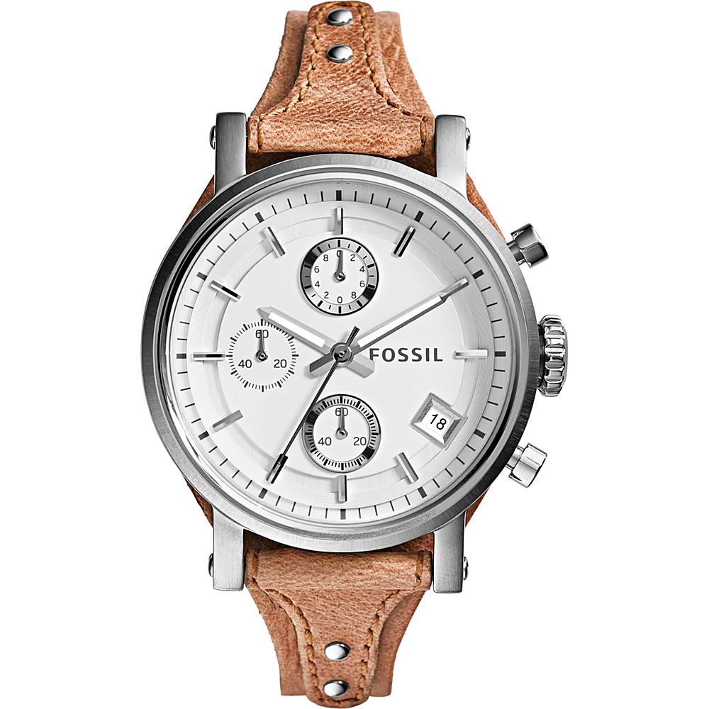 Fossil Original Boyfriend Watch Beige - Fossil Watches - Fashion Accessories, Watches