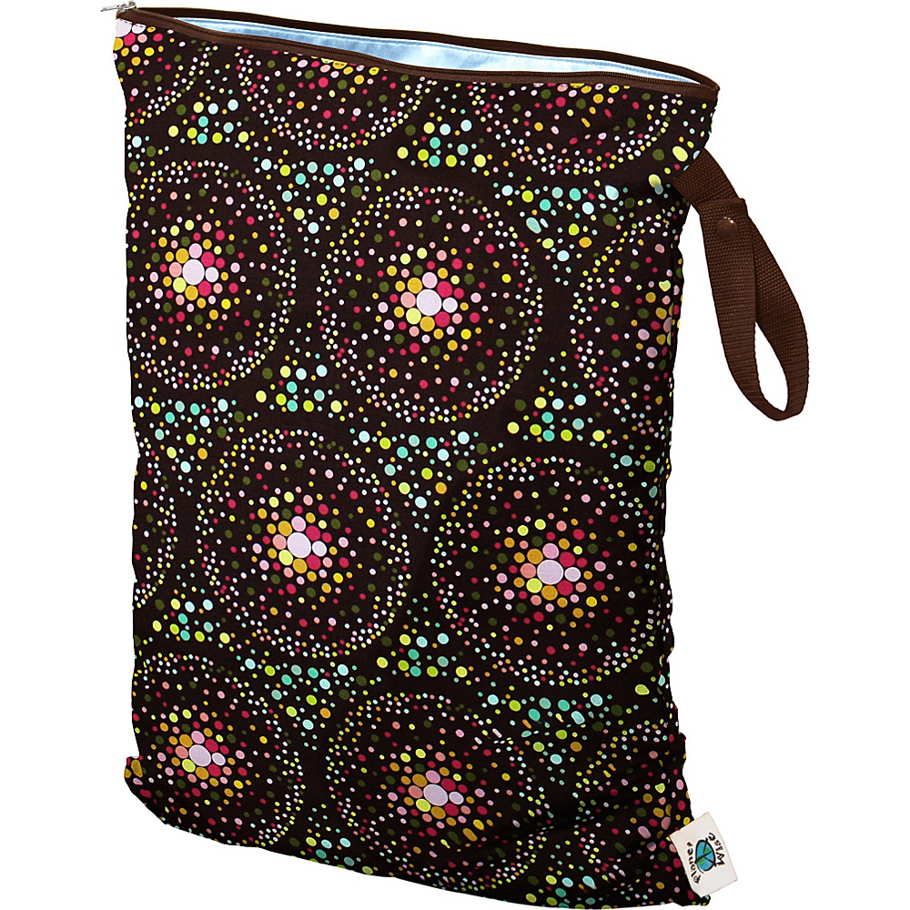 Planet Wise Large Wet Bag Outer Space Planet Wise Diaper Bags Accessories