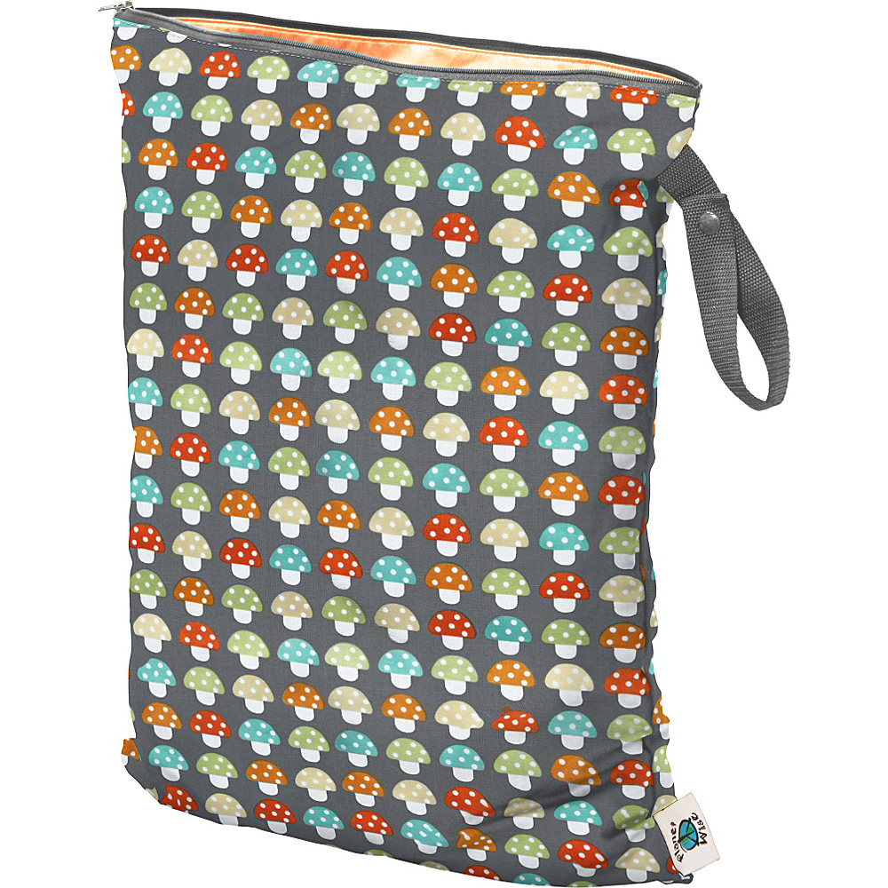 Planet Wise Large Wet Bag Toadstool - Planet Wise Diaper Bags & Accessories