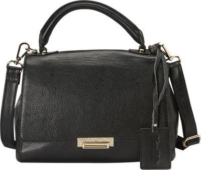 Donna Bella Designs Jasmine Tote Black - Donna Bella Designs Leather Handbags