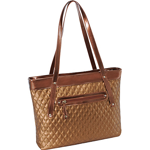 Parinda Fiona Tote Bronze - Parinda Fabric Handbags