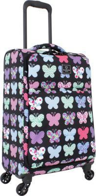 French West Indies 20 inch Carry-On Spinner Papillon - French West Indies Kids' Luggage