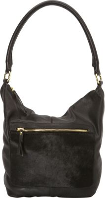 Latico Leathers London Tote Black on Black - Latico Leathers Leather Handbags