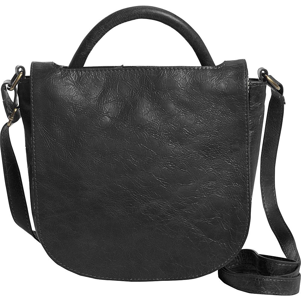 Latico Leathers Nicoleta Tote Washed Black - Latico Leathers Leather Handbags - Handbags, Leather Handbags