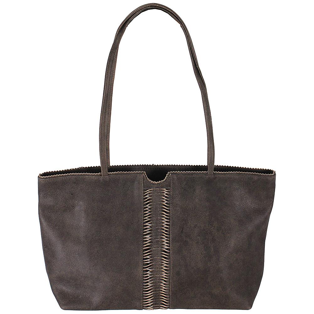 Latico Leathers Nicoleta Tote Distressed Brown - Latico Leathers Leather Handbags - Handbags, Leather Handbags