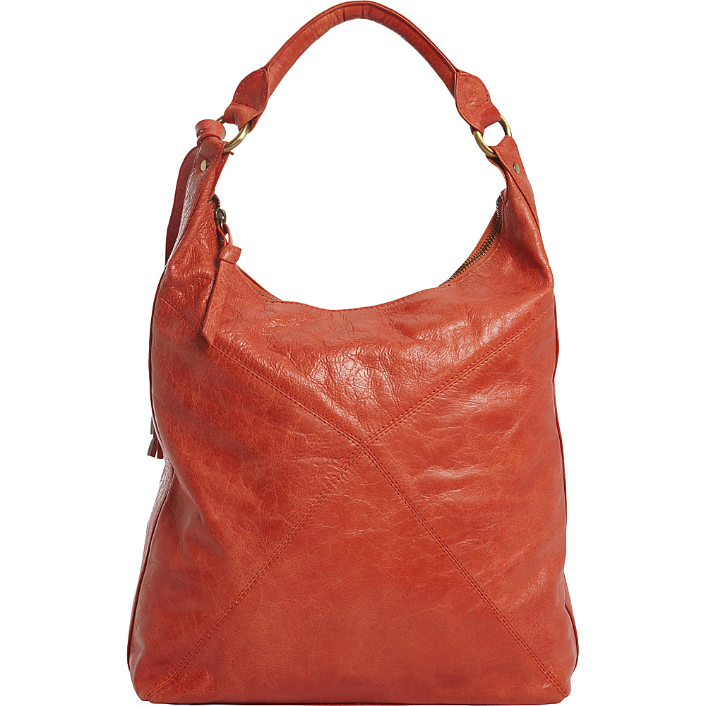Latico Leathers Marilyn Backpack Handbag Vintage Red - Latico Leathers Leather Handbags