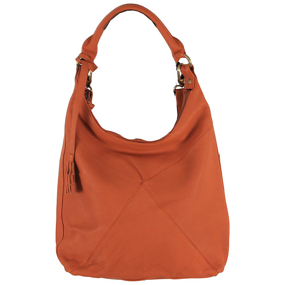 Latico Leathers Marilyn Backpack Handbag Orange - Latico Leathers Leather Handbags - Handbags, Leather Handbags