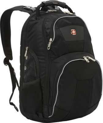 Swiss Gear Rolling Laptop Backpack - Crazy Backpacks