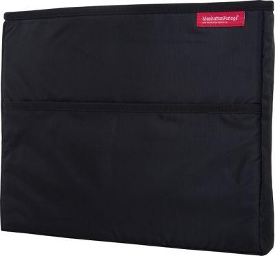 Manhattan Portage Medium Holland Insert Shoulder Bag Black - Manhattan Portage Other Men's Bags