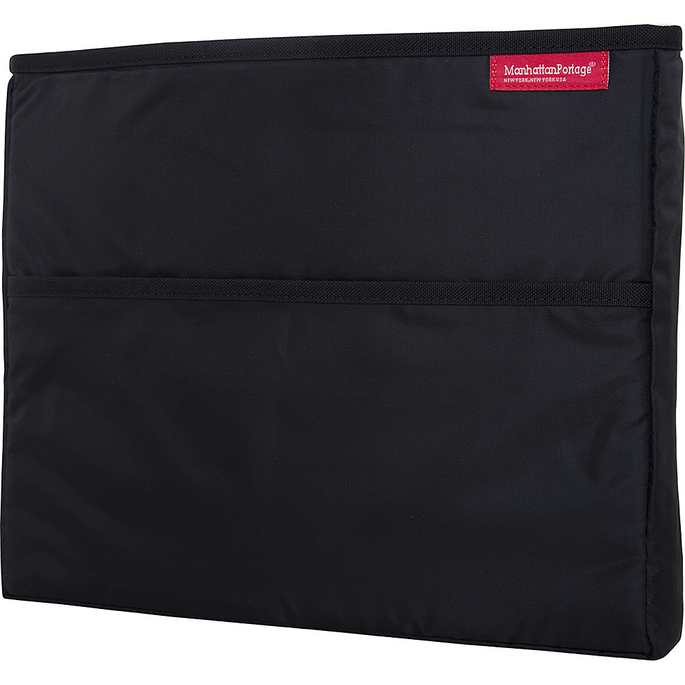 Manhattan Portage Medium Holland Insert Shoulder Bag Black - Manhattan Portage Other Mens Bags - Work Bags & Briefcases, Other Men's Bags
