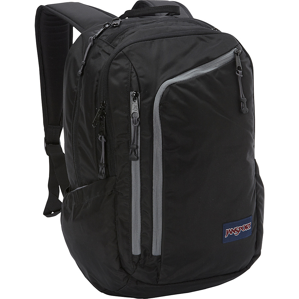 JanSport Platform Laptop Backpack Black - JanSport Laptop Backpacks - Backpacks, Laptop Backpacks