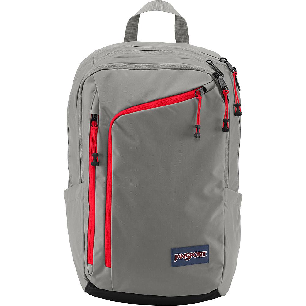 JanSport Platform Laptop Backpack Shady Grey - JanSport Laptop Backpacks - Backpacks, Laptop Backpacks