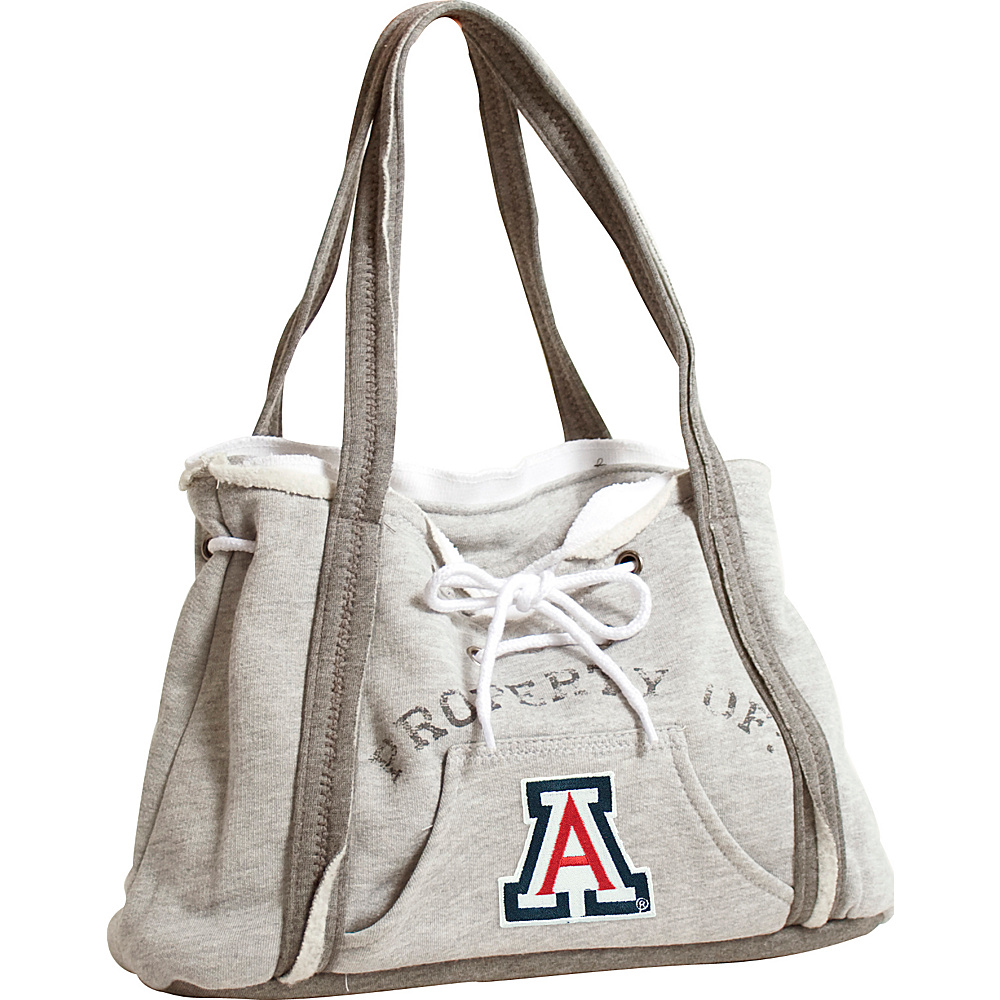 Littlearth Hoodie Purse - Pac 12 Teams University of Arizona - Littlearth Fabric Handbags - Handbags, Fabric Handbags