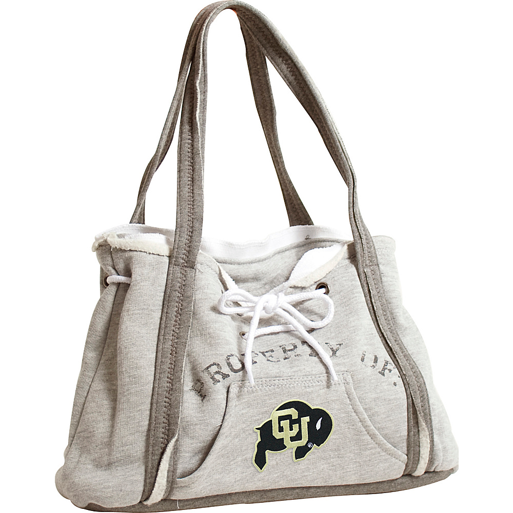 Littlearth Hoodie Purse - Pac 12 Teams University of Colorado - Littlearth Fabric Handbags - Handbags, Fabric Handbags