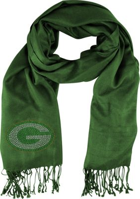 Littlearth Pashi Fan Scarf - NFL Teams Green Bay Packers - Littlearth Hats/Gloves/Scarves