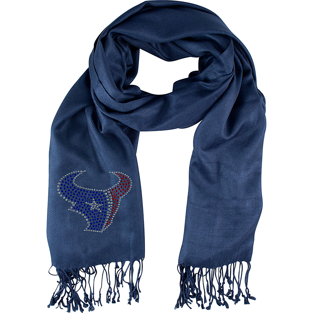 Littlearth Pashi Fan Scarf - NFL Teams Houston Texans - Littlearth Hats/Gloves/Scarves - Fashion Accessories, Hats/Gloves/Scarves