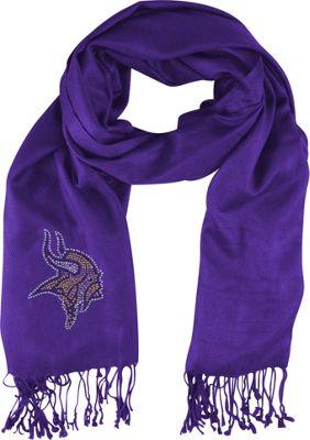 Littlearth Pashi Fan Scarf - NFL Teams Minnesota Vikings - Littlearth Hats/Gloves/Scarves