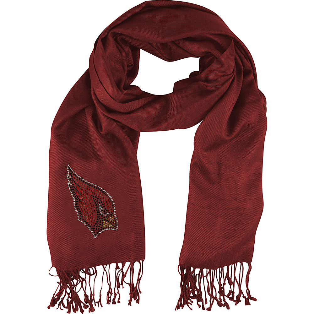 Littlearth Pashi Fan Scarf - NFL Teams Arizona Cardinals - Littlearth Hats/Gloves/Scarves - Fashion Accessories, Hats/Gloves/Scarves