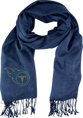 Littlearth Pashi Fan Scarf - NFL Teams Tennessee Titans - Littlearth Hats/Gloves/Scarves