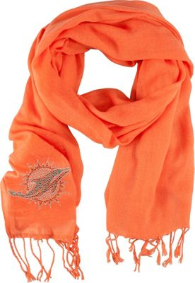Littlearth Pashi Fan Scarf - NFL Teams Miami Dolphins - Littlearth Hats/Gloves/Scarves