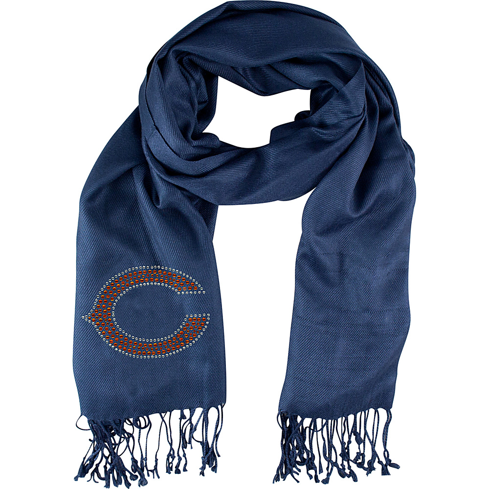 Littlearth Pashi Fan Scarf - NFL Teams Chicago Bears - Littlearth Hats/Gloves/Scarves - Fashion Accessories, Hats/Gloves/Scarves