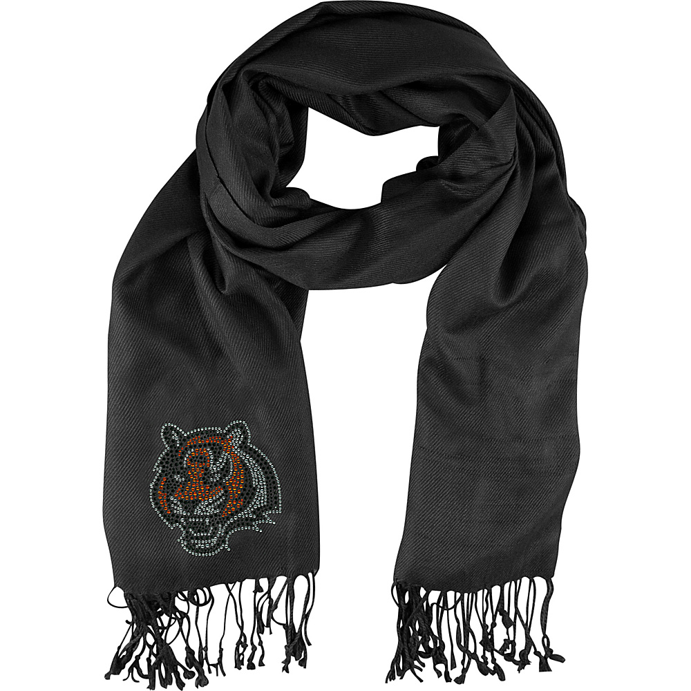 Littlearth Pashi Fan Scarf - NFL Teams Cincinnati Bengals - Littlearth Hats/Gloves/Scarves - Fashion Accessories, Hats/Gloves/Scarves
