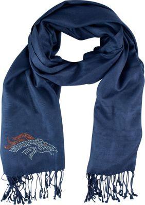 Littlearth Pashi Fan Scarf - NFL Teams Denver Broncos - Littlearth Hats/Gloves/Scarves